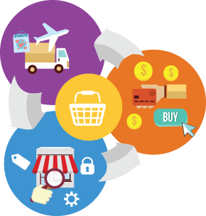 Providing ecommerce solution to your business